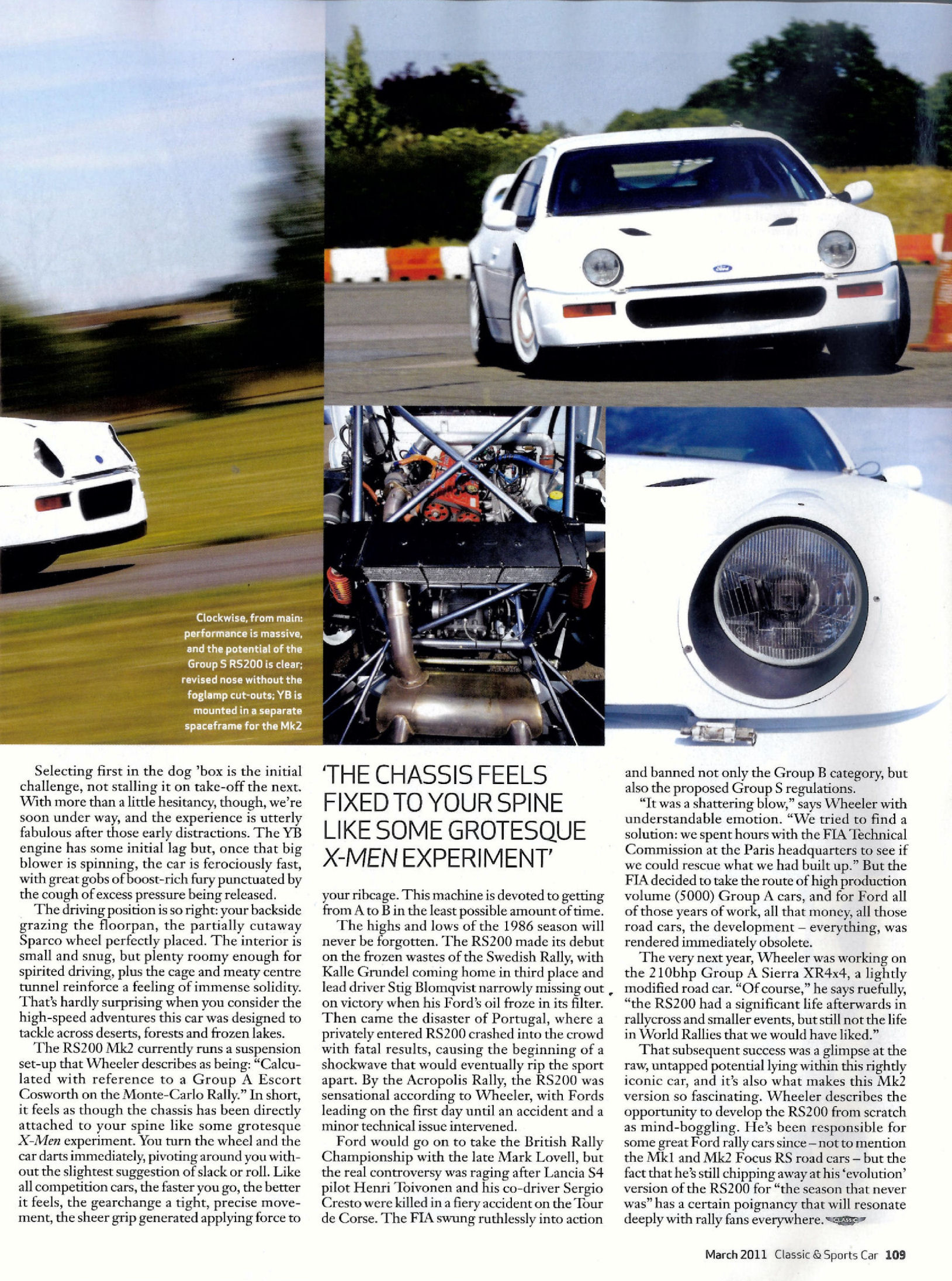 Ford RS200 Mk2